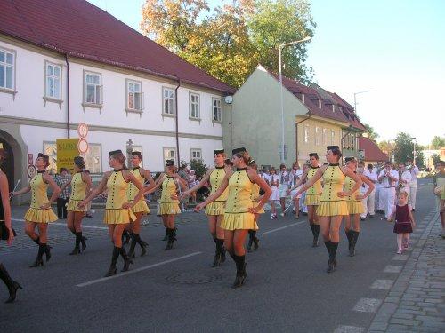 Vejvodova Zbraslav, festival dechovek.