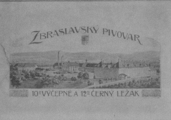 Zámecký pivovar. Areál zámku, Zbraslavské náměstí, Praha 5 - Zbraslav.