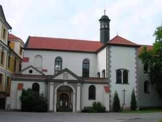 Kostel sv. Jakuba Staršího, Praha Zbraslav, Zbraslavský zámek